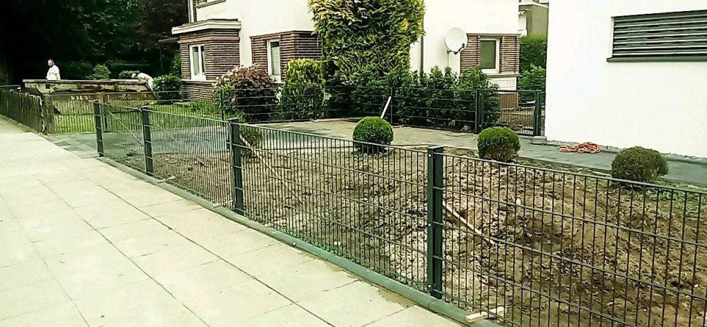 Zaeune-hoppegarten.de - Doppelstabmattenzaun kaufen in Hoppegarten